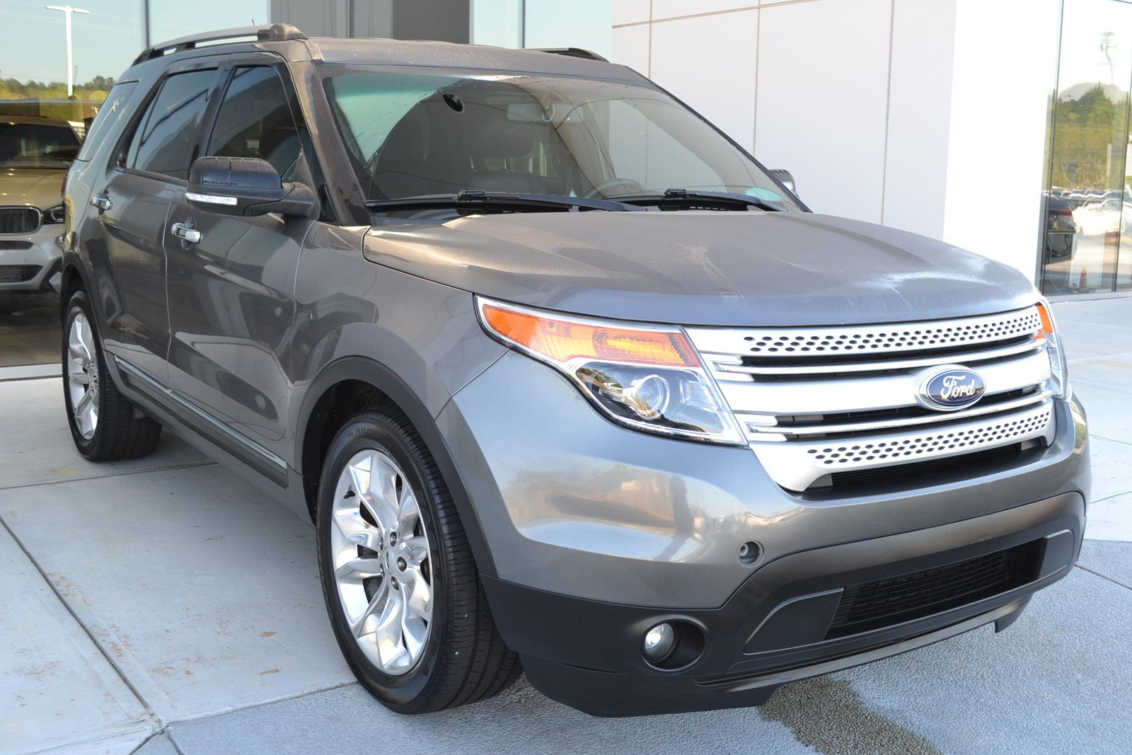 Pre-Owned 2014 Ford Explorer XLT Sport Utility in Milledgeville ...