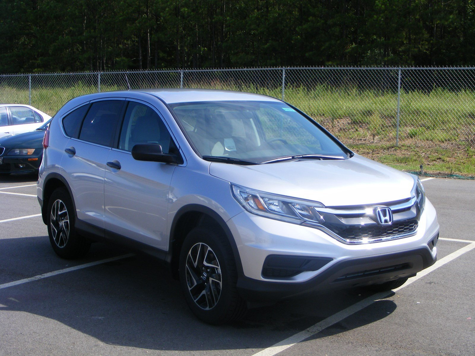 New 2016 honda cr v se sport utility in milledgeville for 2016 honda cr v se