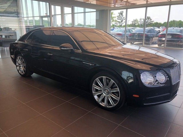 Pre-Owned 2015 Bentley Flying Spur V8 4dr Car in Milledgeville ...